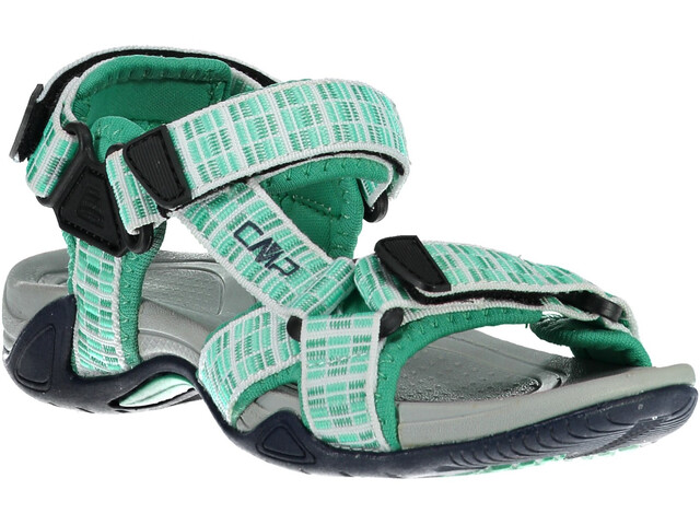 CMP Campagnolo Hamal Hiking Sandals Kids Mint-Aquamint